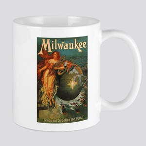 Milwaukee Feeds World Mugs