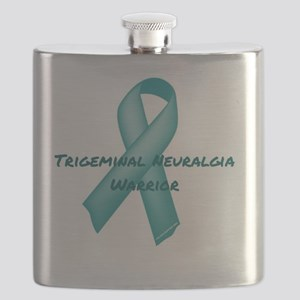 Trigeminal Neuralgia Warrior Flask