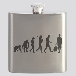 Flight Attendant Flask