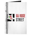 55 Rose Street Logo Journal