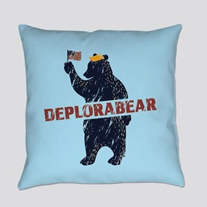 Deplorabear Trump Everyday Pillow