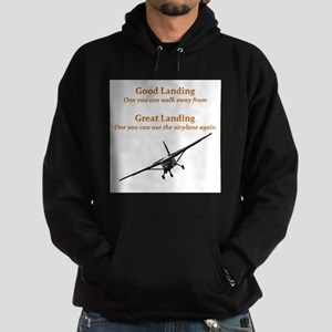Good Landing/Great Landing Sweatshirt