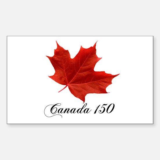 Canada 150 Decal