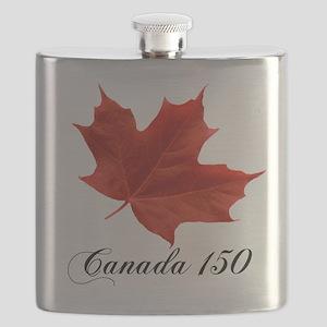 Canada 150 Flask