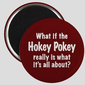 Hokey Pokey Magnet