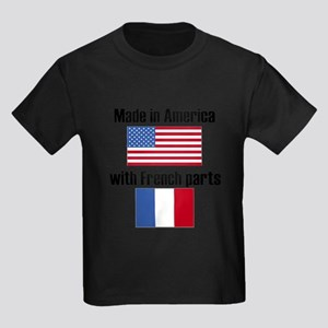 Made In America With French Parts T-Shirt