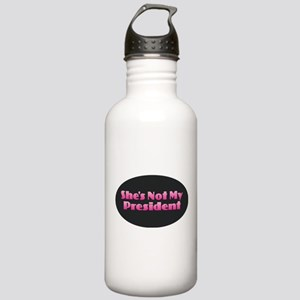 She's Not My President Stainless Water Bottle 1.0L