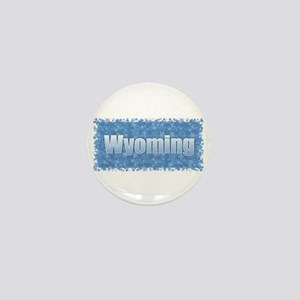 Wyoming Mini Button