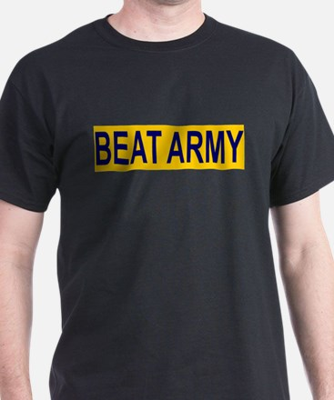 Beat Army Ash Grey T-Shirt