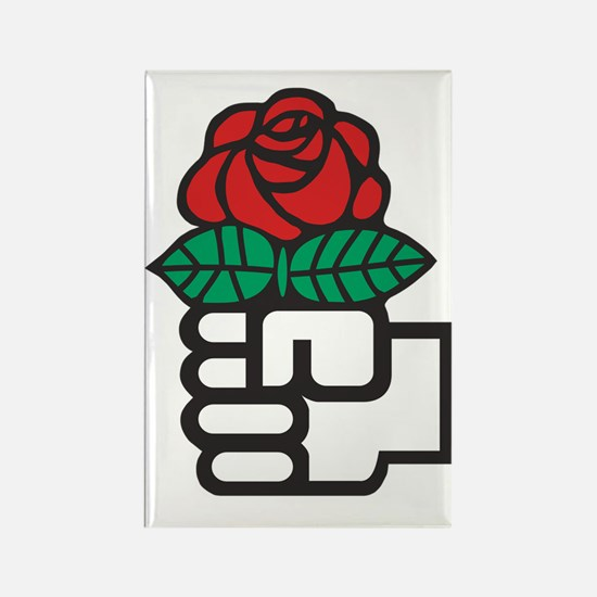 Cute Democracy Rectangle Magnet