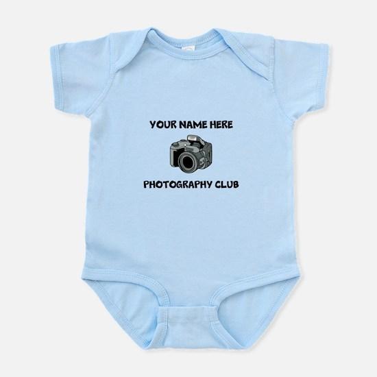 Photography Club Infant Bodysuit