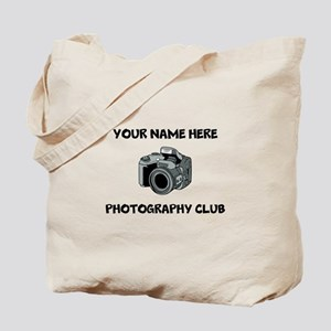 Photography Club Tote Bag