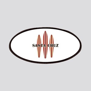 Santa Cruz Surf Boards Patch