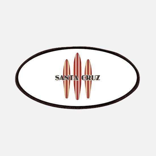 Santa Cruz Surf Boards Patch