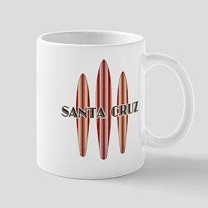 Santa Cruz Surf Boards Mug