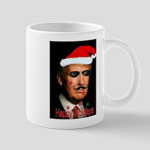 Santa Trump Mugs