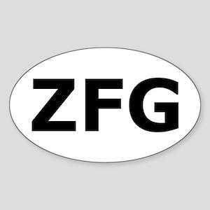 ZFG Sticker