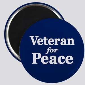 """Veteran For Peace 2.25"""" Magnets"""