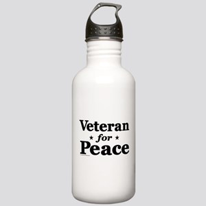 Veteran for Peace Stainless Water Bottle 1.0L