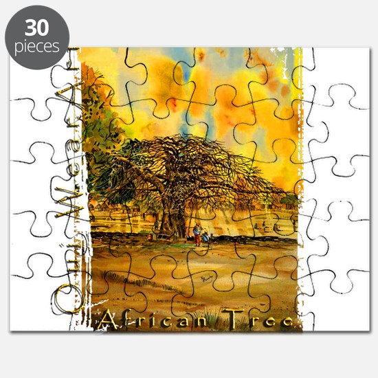 African Tree Puzzle