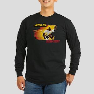 jesus_saves_cp Long Sleeve T-Shirt