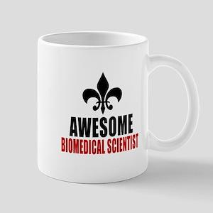 Awesome Biomedical scientist Mug