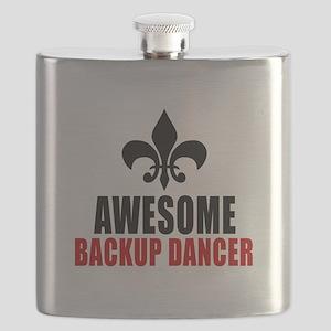 Awesome Backup dancer Flask
