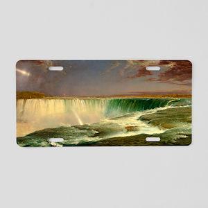 Niagara Falls by Frederic Edwin Church Aluminum Li