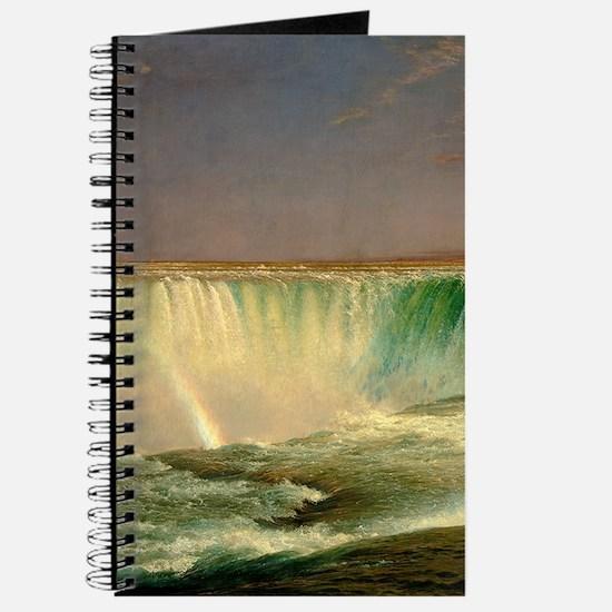 Niagara Falls by Frederic Edwin Church Journal