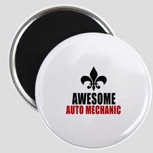 Awesome Auto mechanic Magnet
