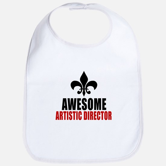 Awesome Artistic director Bib