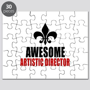 Awesome Artistic director Puzzle