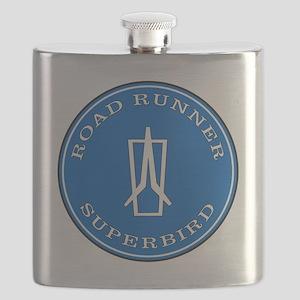 Plymouth Road Runner Superbird Flask