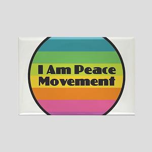 I Am Peace Movement Magnets