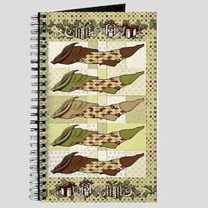 Harvest Moons Mod Stockings Journal