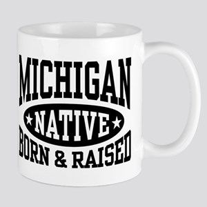 Michigan Native 11 oz Ceramic Mug