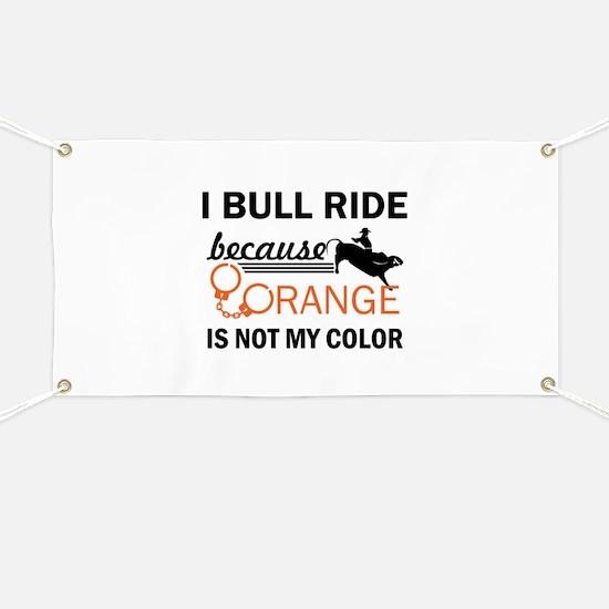 Bull rider gifts Banner