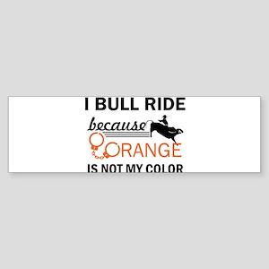 Bull rider gifts Bumper Sticker