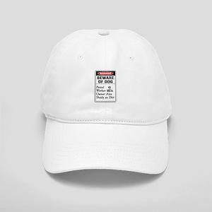Beware Dog and Postal Worker Cap