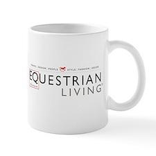 Equestrian Living Magzine Mugs