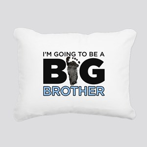 Im Going To Be A Big Brother Rectangular Canvas Pi