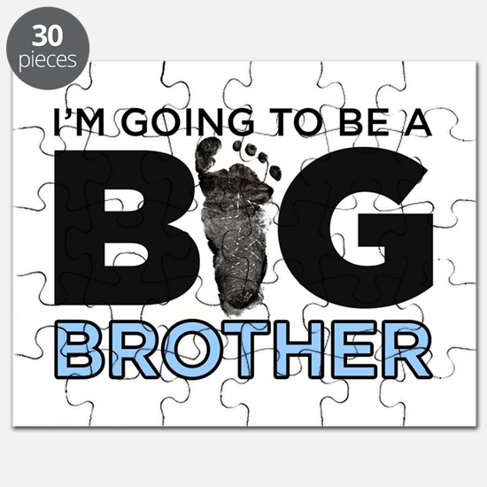 Im Going To Be A Big Brother Puzzle