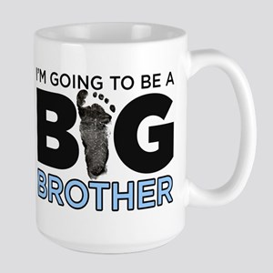 Im Going To Be A Big Brother Mugs