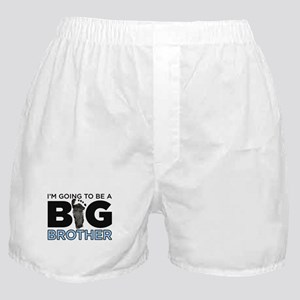 Im Going To Be A Big Brother Boxer Shorts