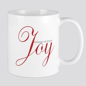 Joyful Tidings Mugs