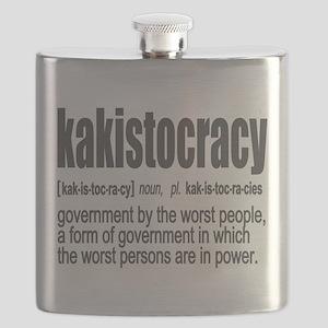 kakistocracy worst people government Flask