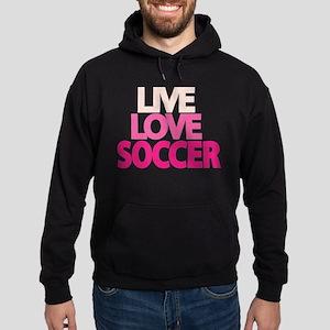 Live Love Soccer Sweatshirt