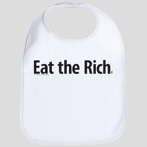 Eat the Rich! Bib