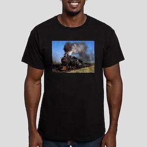 Antique steam engine train T-Shirt