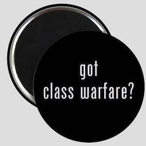 got class warfare? Magnet